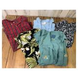 Selection of Button Up Shirts