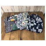 Selection of Hawaiian Shirts