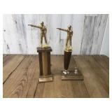 Two Marksmen Trophies