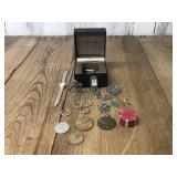 Selection of Jewelry, Coins and more!