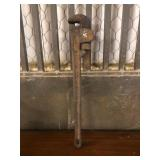 Vintage Rigid Pipe Wrench