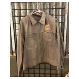 Vintage Shell Gasoline Jacket