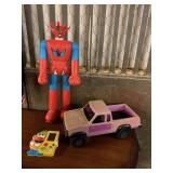 Selection of Vintage Toys
