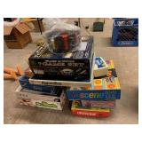 Large Selection of Games and Puzzles