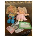 Selection of Cabbage Patch Kids