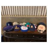 Selection of Advertising Hats
