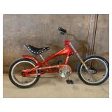 Schwinn Stingray Chopper Bicycle (Red)