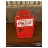 2012 Coca-Cola Mini-Fridge (Holds One Drink)