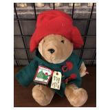 1996 New with Tags Paddington Bear Plush