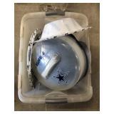 Selection of Dallas Cowboys Party Supplies