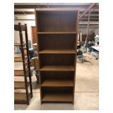 Five Tier Bookshelf