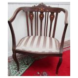 EDWARDIAN CHAIR