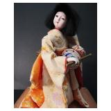 JAPANESE GEISHA DOLL C1930