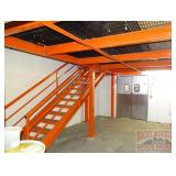 Cubic Designs Steel Mezzanine.