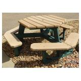 Commercial Grade Picnic Table.