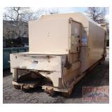 Hydraulic Trash Compactor.