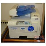 Saban Super G3 3725e Fax Machine.