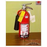 Badger CO2 Fire Extinguisher.