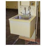 Wall Mounted Sink