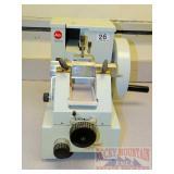 Leitz 1512 Electric Microtome