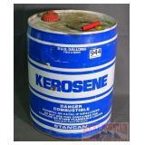 5 Gallon Kerosene Can.