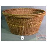 Large Woven Basket.