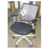 """New """"Space Seating"""" Adjustable Office Chair."""