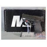 New S&W M&P40 Shield M2.0 SA Pistol W/ Laser.