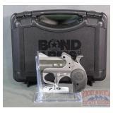 New Bond Arms Roughneck .45 ACP Derringer.