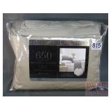 New Hotel Collection King Size Sheet Set