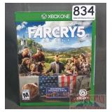 """New XBox One """"Farcry 5"""""""
