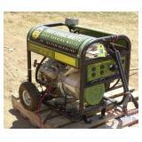 Sportsman 7000 Watt LP Generator.