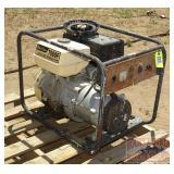 Mortox 7000F Gas Generator.