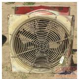 Industrial Electric Fan.