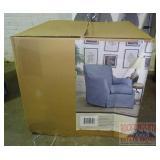 """New """"Karlie"""" Upholstered Swivel Chair"""