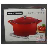 New Tramontina 7QT Dutch Oven