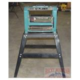 "Reliant 12"" Portable Planer W/ Stand."