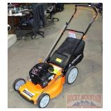 "New Yard Force 21"" Self Propelled Lawn Mower."