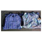 2 New Free Country 2 PC Swim Suit, M.