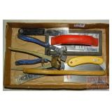 Nippers, Float, Folding Saw & More.