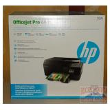 HP Officejet Pro 6830 All-In-One Color Printer.