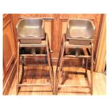 High Chair with Boster Seat