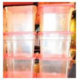6 Qt Food Storage Containers