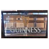 """Guinness"" Mirrored Sign"