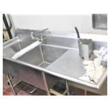 Prep Sink