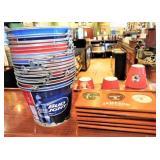Sampler Boards and Beer Buckts