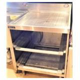 Bar Storage Table