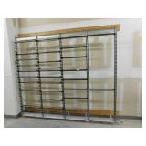 """Wrapping Paper Holder, 100""""X84""""h, 22"""" Rolls"""