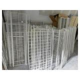 Large Qnty. Of Assorted Shelving