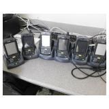 (6) Inventory Control Scanners